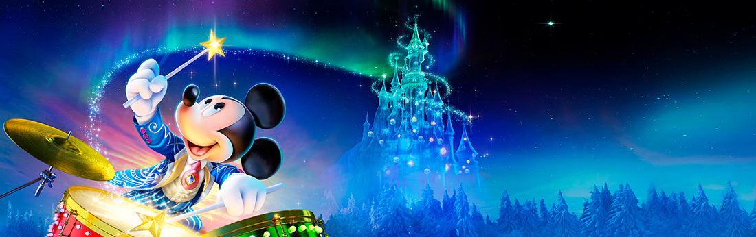 Disneyland Parijs nu tot -35% + 100 Euro cadeau