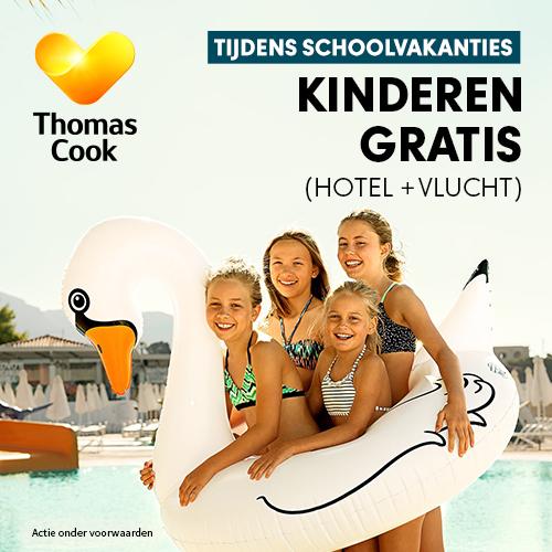 Thomas Cook Vroegboek- actie